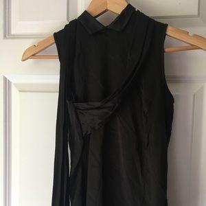 Narciso Rodriguez silk blouse